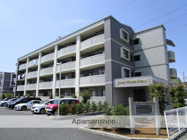 静岡県沼津市、大岡駅徒歩12分の築5年 4階建の賃貸マンション