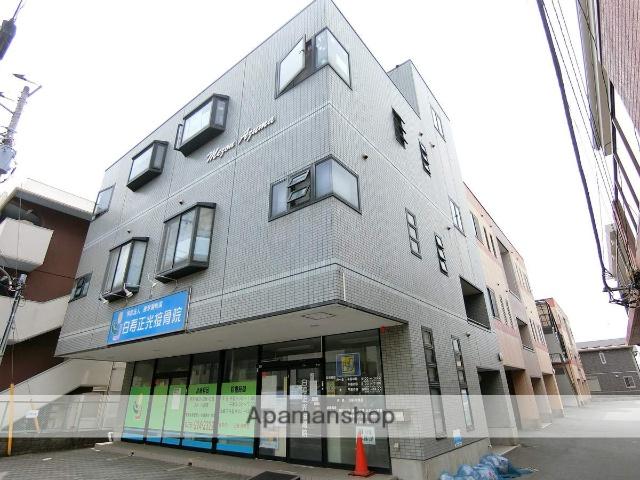 静岡県沼津市、沼津駅徒歩15分の築20年 3階建の賃貸マンション