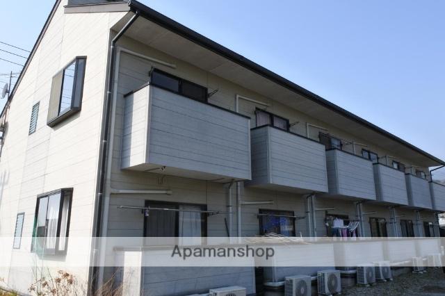 静岡県沼津市の築19年 2階建の賃貸アパート