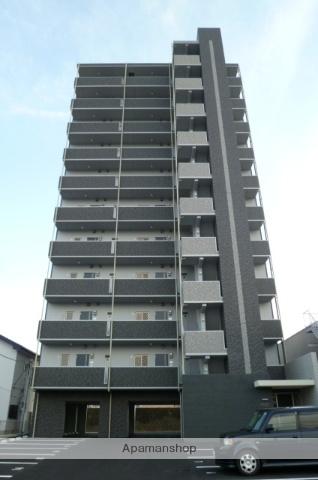 静岡県沼津市、沼津駅徒歩10分の築5年 11階建の賃貸マンション