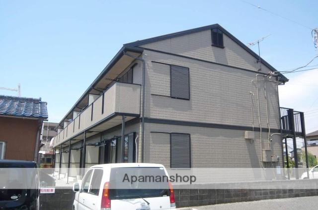 静岡県駿東郡清水町の築19年 2階建の賃貸アパート