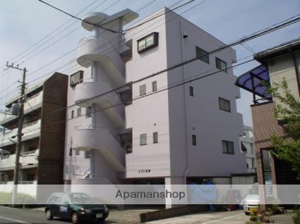 静岡県沼津市、沼津駅徒歩10分の築24年 4階建の賃貸マンション