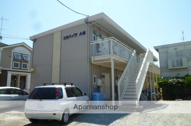 静岡県沼津市の築30年 2階建の賃貸アパート