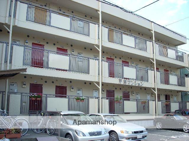 静岡県沼津市の築33年 3階建の賃貸マンション