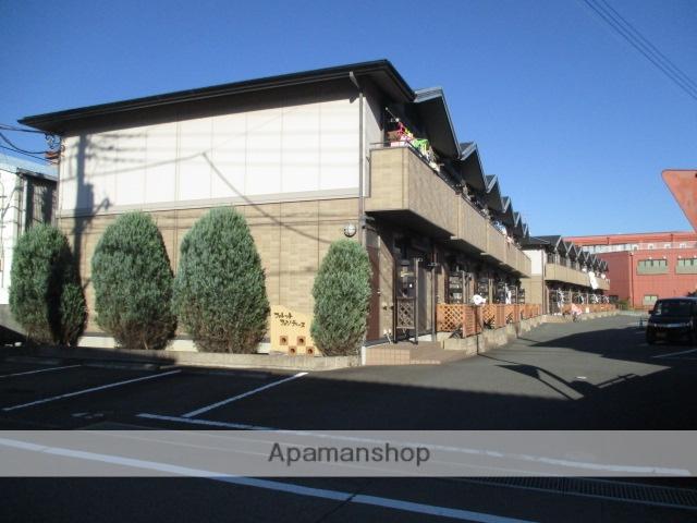 静岡県駿東郡長泉町、三島駅徒歩13分の築12年 2階建の賃貸アパート