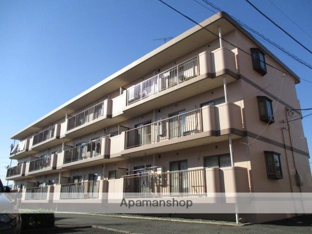 静岡県三島市、長泉なめり駅徒歩17分の築21年 3階建の賃貸マンション