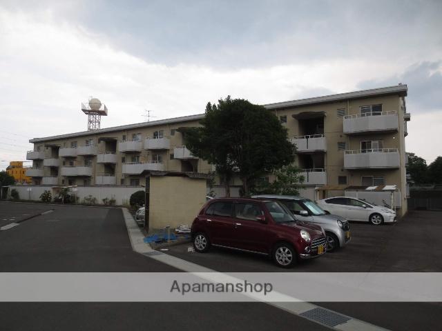 静岡県三島市、三島駅徒歩20分の築29年 3階建の賃貸マンション