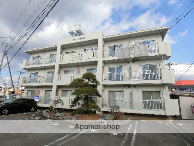 静岡県三島市、長泉なめり駅徒歩16分の築29年 3階建の賃貸マンション