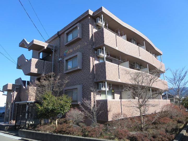 静岡県裾野市、裾野駅徒歩15分の築11年 3階建の賃貸マンション