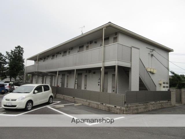 静岡県駿東郡長泉町、下土狩駅徒歩7分の築18年 2階建の賃貸アパート