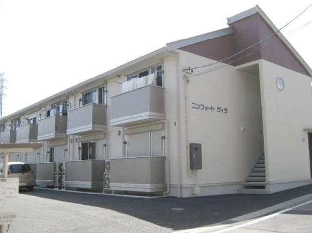 静岡県三島市、三島駅徒歩28分の築8年 2階建の賃貸アパート