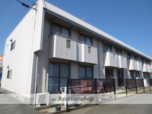 静岡県駿東郡長泉町、下土狩駅徒歩13分の築33年 2階建の賃貸アパート