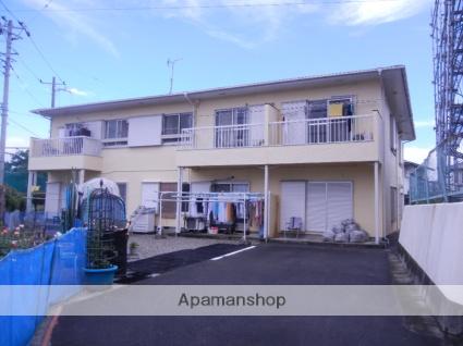 静岡県駿東郡長泉町、下土狩駅徒歩16分の築32年 2階建の賃貸アパート
