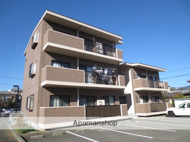 静岡県三島市の築18年 3階建の賃貸マンション