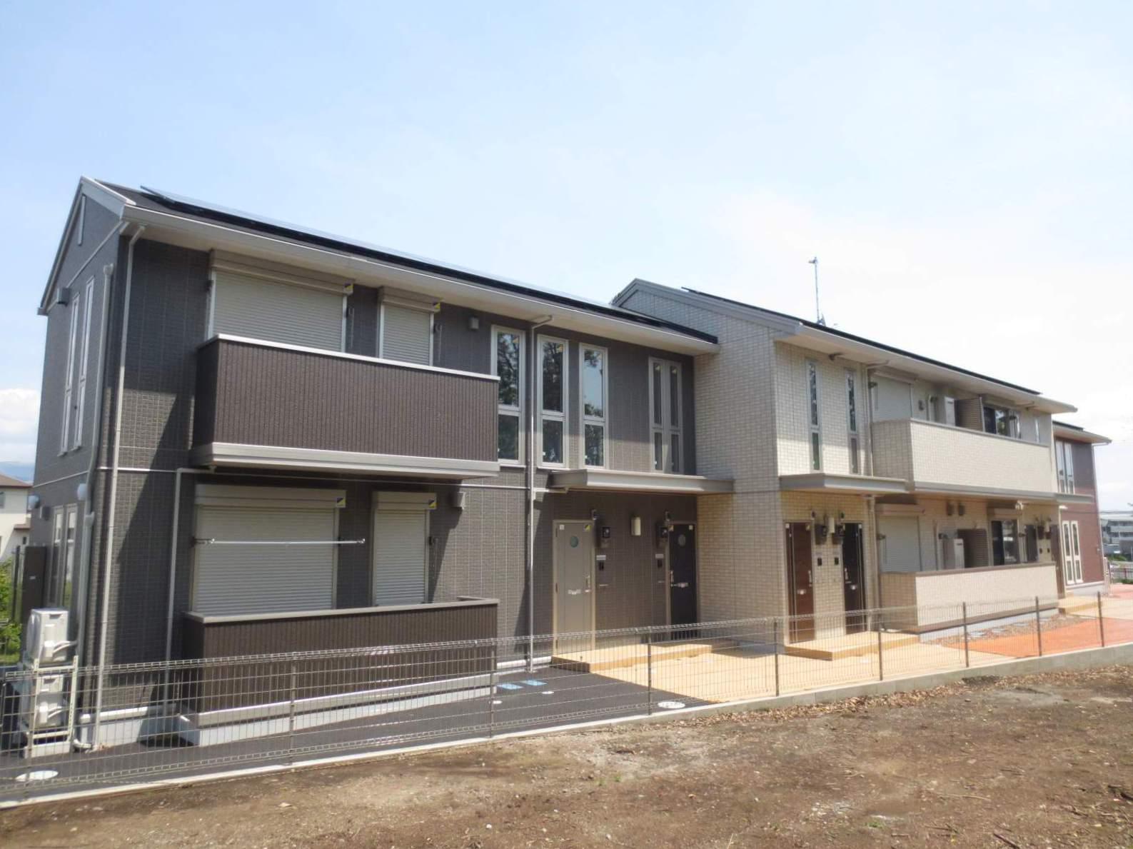 静岡県駿東郡長泉町、三島駅徒歩20分の新築 2階建の賃貸アパート