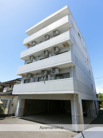 静岡県駿東郡長泉町、三島駅徒歩14分の築25年 5階建の賃貸マンション