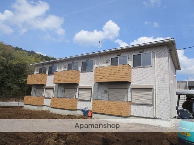 静岡県駿東郡長泉町、長泉なめり駅徒歩24分の築1年 2階建の賃貸アパート