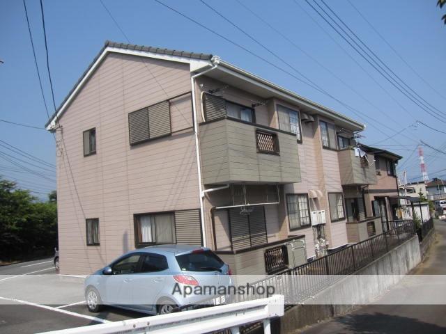 静岡県駿東郡長泉町、長泉なめり駅徒歩25分の築24年 2階建の賃貸アパート