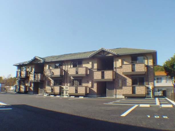 静岡県三島市の築13年 2階建の賃貸アパート