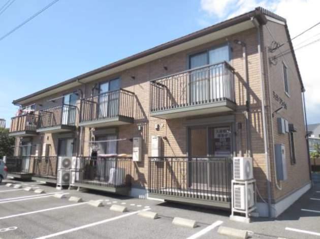 静岡県三島市、三島駅徒歩35分の築11年 2階建の賃貸アパート