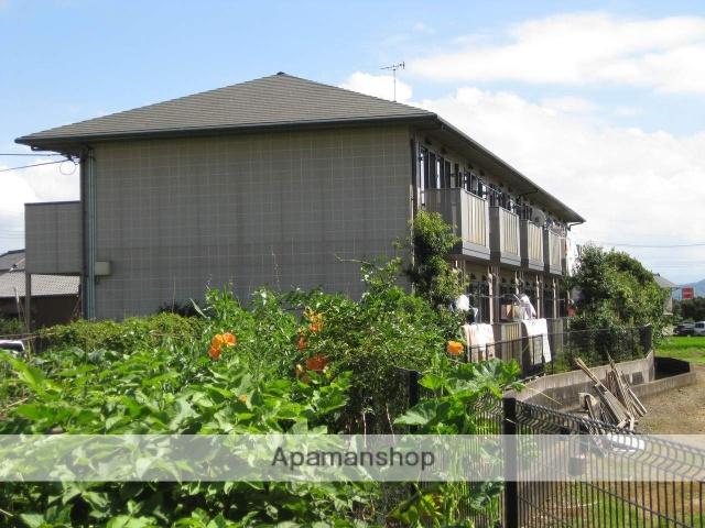 静岡県駿東郡長泉町、長泉なめり駅徒歩25分の築13年 2階建の賃貸アパート