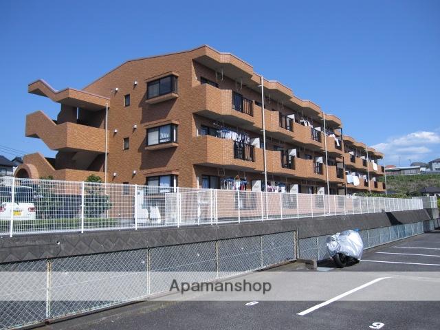 静岡県三島市の築20年 3階建の賃貸マンション