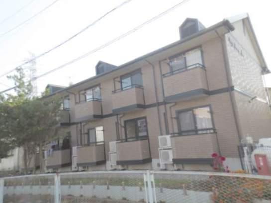 静岡県三島市の築16年 2階建の賃貸アパート