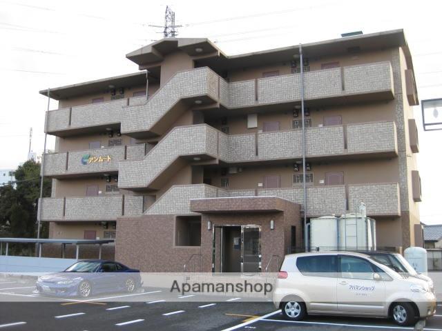 静岡県駿東郡長泉町、長泉なめり駅徒歩12分の築11年 4階建の賃貸マンション