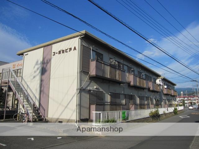 静岡県三島市の築29年 2階建の賃貸アパート