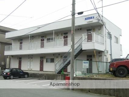 静岡県裾野市、裾野駅徒歩13分の築27年 2階建の賃貸アパート