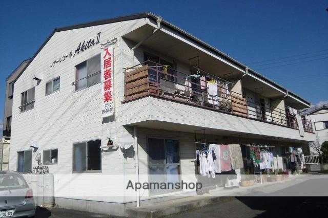 静岡県田方郡函南町の築33年 2階建の賃貸アパート