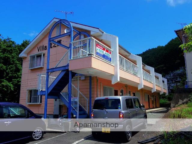 静岡県伊豆市、大仁駅徒歩28分の築21年 2階建の賃貸アパート