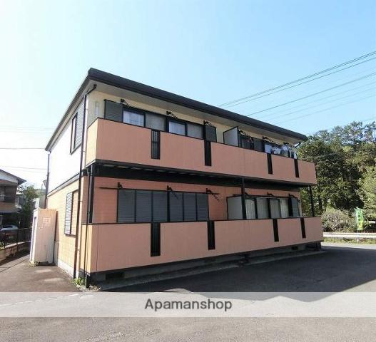 静岡県伊豆市、修善寺駅徒歩35分の築18年 2階建の賃貸アパート