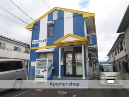 静岡県田方郡函南町、伊豆仁田駅徒歩5分の築26年 2階建の賃貸アパート