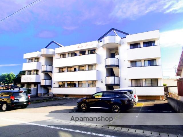 静岡県伊豆の国市、伊豆長岡駅徒歩11分の築20年 3階建の賃貸マンション