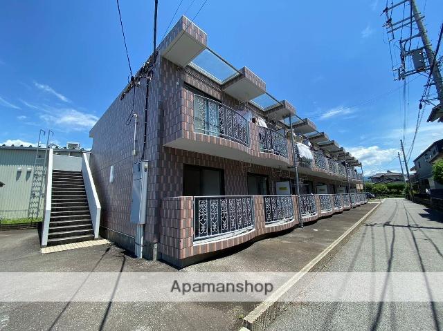 静岡県田方郡函南町、大場駅徒歩4分の築20年 2階建の賃貸マンション