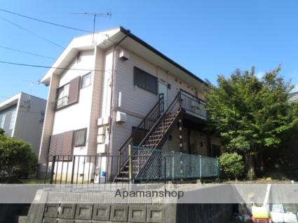 静岡県田方郡函南町、函南駅徒歩17分の築30年 2階建の賃貸アパート