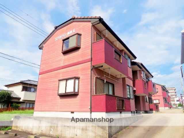 静岡県田方郡函南町、大場駅徒歩16分の築21年 2階建の賃貸アパート
