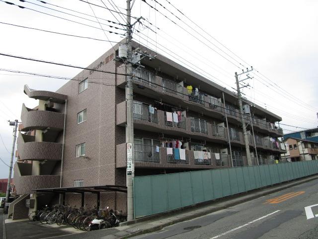 静岡県田方郡函南町、大場駅徒歩12分の築18年 4階建の賃貸マンション