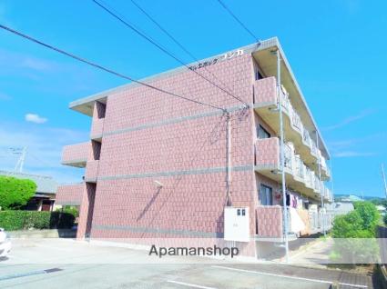 静岡県田方郡函南町、大場駅徒歩11分の築18年 3階建の賃貸マンション