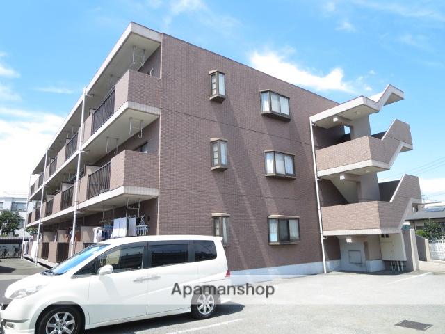 静岡県田方郡函南町、大場駅徒歩11分の築21年 3階建の賃貸マンション