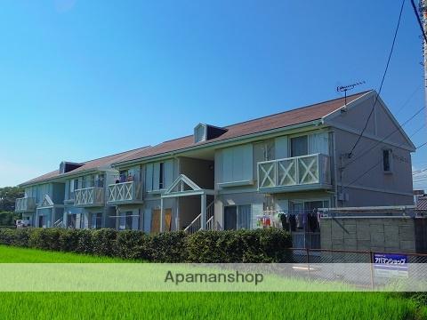 静岡県田方郡函南町、伊豆仁田駅徒歩13分の築24年 2階建の賃貸アパート