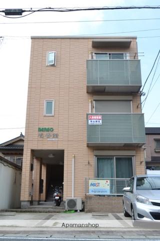 静岡県伊豆市、牧之郷駅徒歩17分の築12年 3階建の賃貸アパート