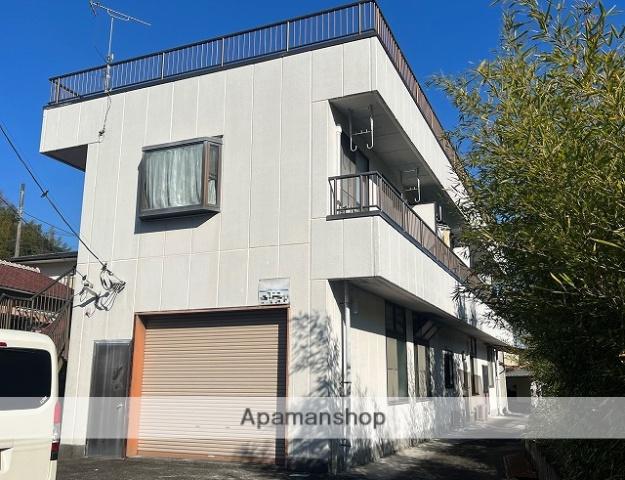 静岡県伊豆市、修善寺駅徒歩25分の築25年 2階建の賃貸アパート