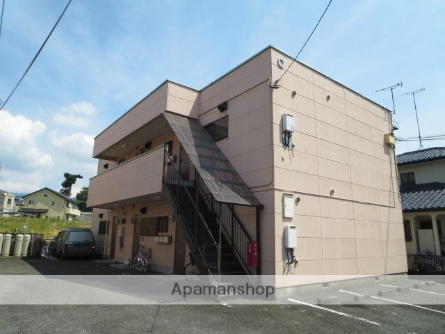 静岡県田方郡函南町、大場駅徒歩12分の築31年 2階建の賃貸アパート