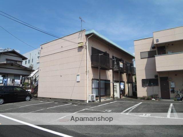静岡県田方郡函南町、大場駅徒歩11分の築31年 2階建の賃貸アパート