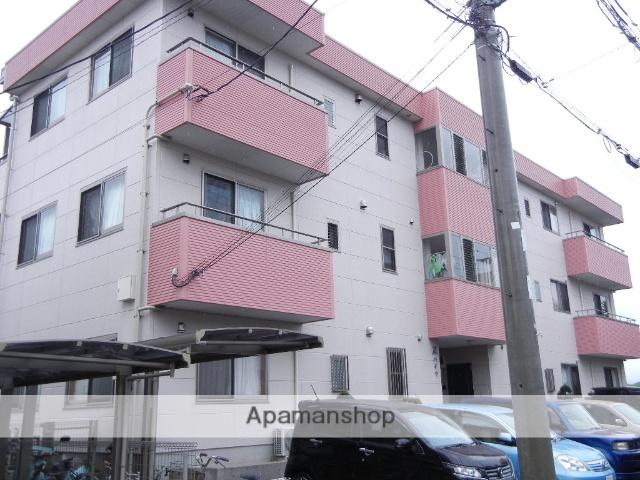 静岡県田方郡函南町、大場駅徒歩12分の築7年 3階建の賃貸アパート