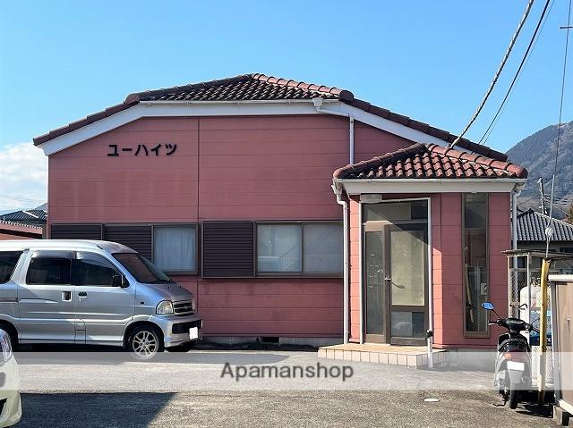 静岡県伊豆の国市、田京駅徒歩4分の築26年 2階建の賃貸アパート