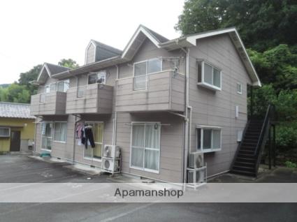 静岡県伊豆の国市、伊豆長岡駅徒歩25分の築22年 2階建の賃貸アパート