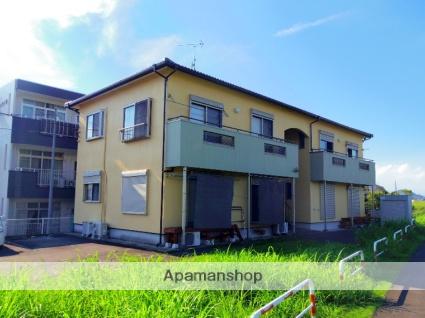静岡県伊豆の国市、伊豆長岡駅徒歩12分の築13年 2階建の賃貸アパート